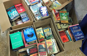 FLASHBACK: POPULAR AUTHORS JOSTLE FOR BOX SPACE