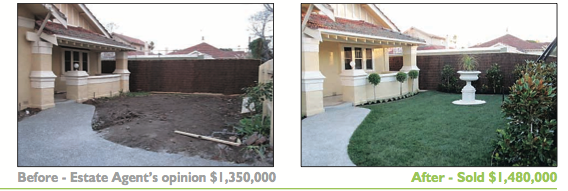 Staging A House In Melbourne
