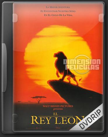 Trilogía El Rey Leon (DVDRip Español Latino)