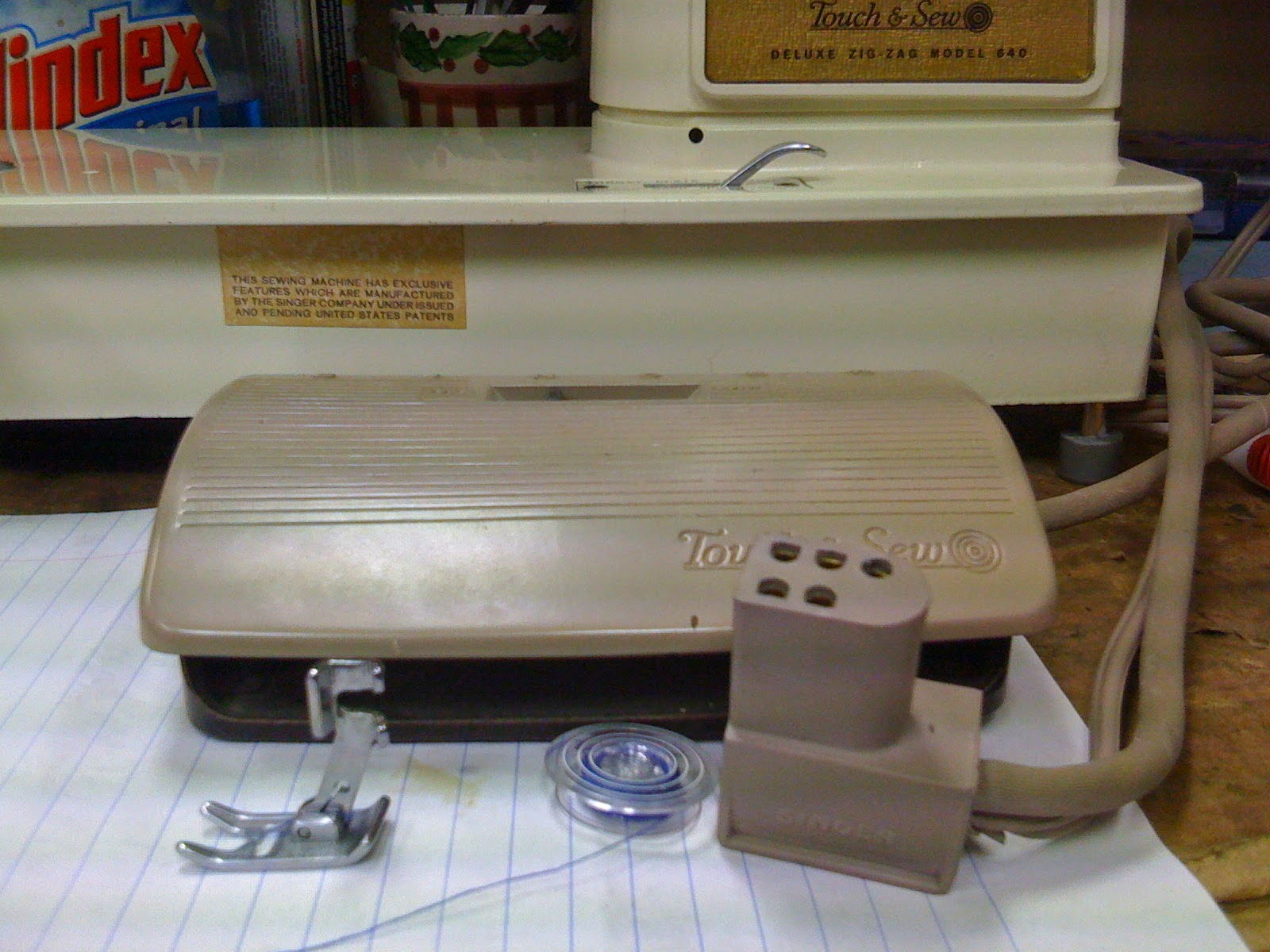 repair singer sewing machine