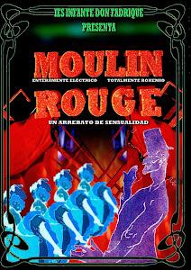 Cartel de MOULIN ROUGE, 2013