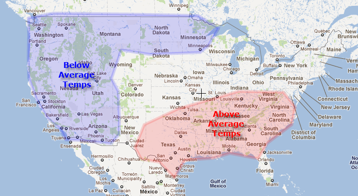 Winter 2011-2012 Temperature Outlook