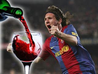En Abril saldrán a la venta los Vinos de Messi