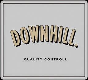 DOWNHILL.