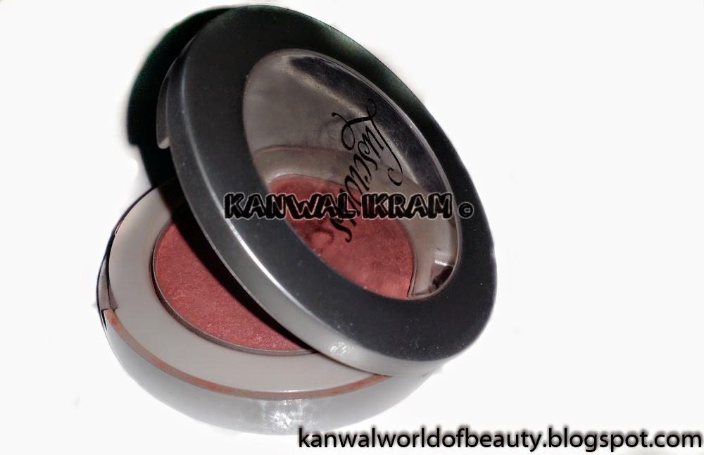 Luscious Cosmetics Blush Desert Rose