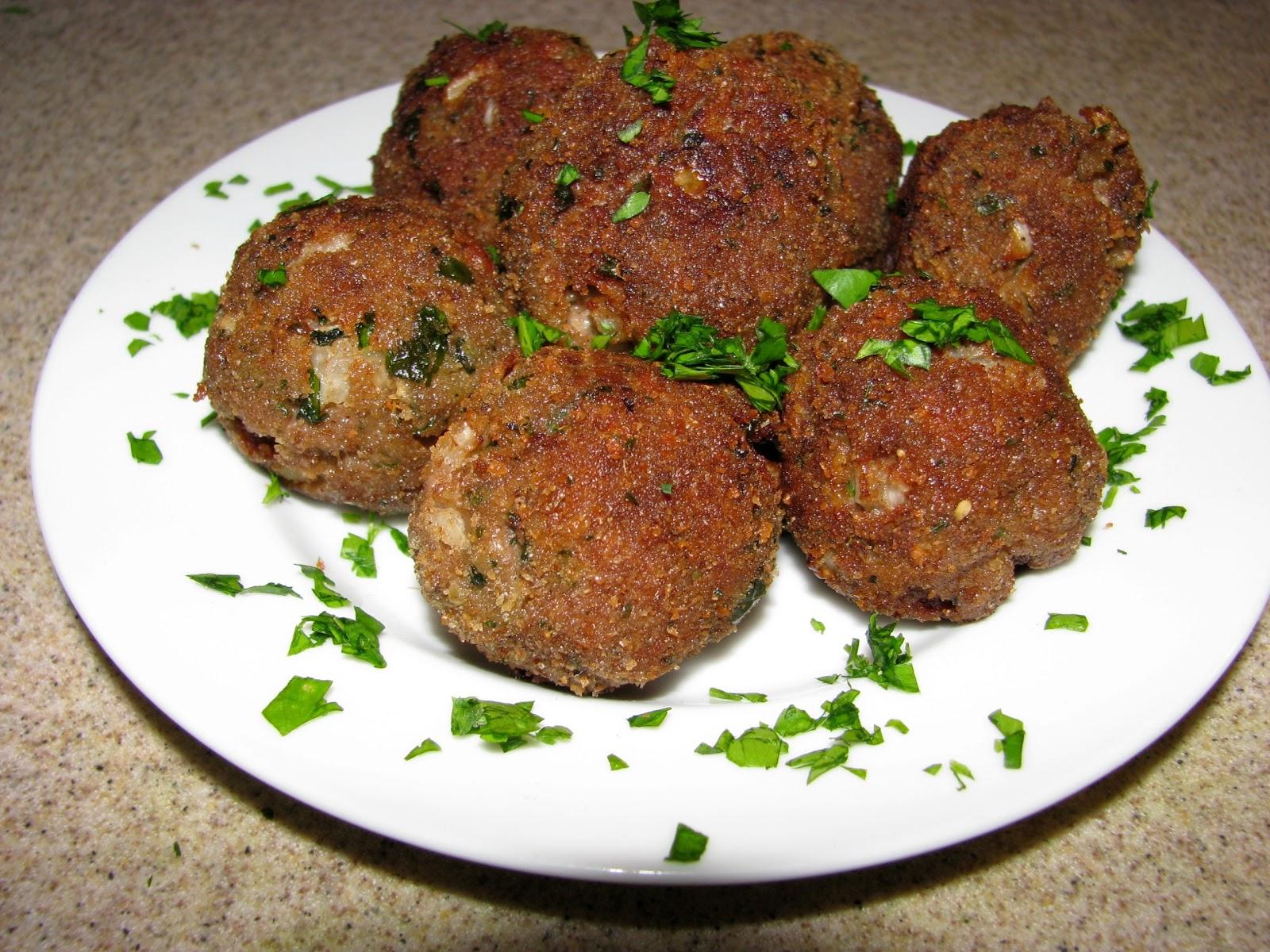 Mia Cucina: Polpetta alla Sansevero
