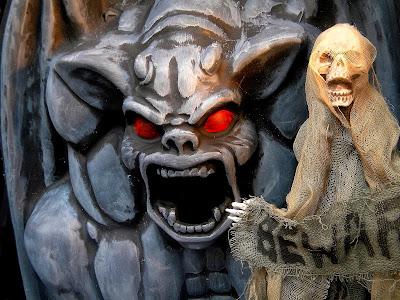 Halloween ghouls 2014 Clip Art