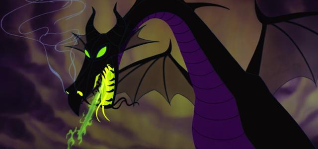 Il rifugio degli elfi malefica maleficent