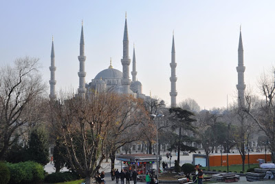 Mezquita Azul, Sultanahmed Camii