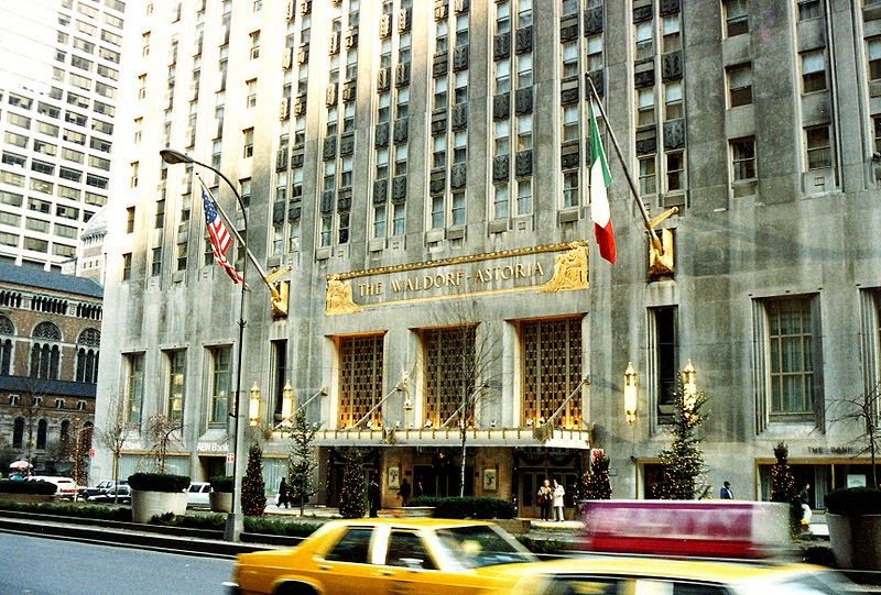 Waldorf Astoria Hotel Sold for 1.95 Billion