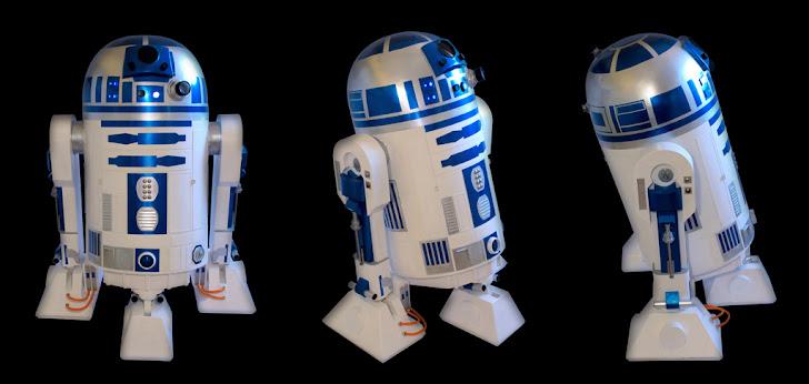 R2 D2 finalizado