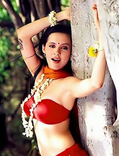 Isha Sharvani hot