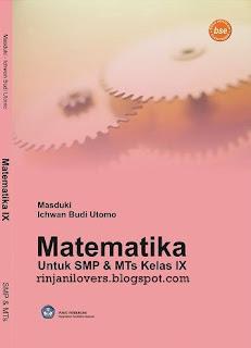 Buku bse matematika, bse matematika, bse, matematika, matematika smp, pelajaran matematika, mtk