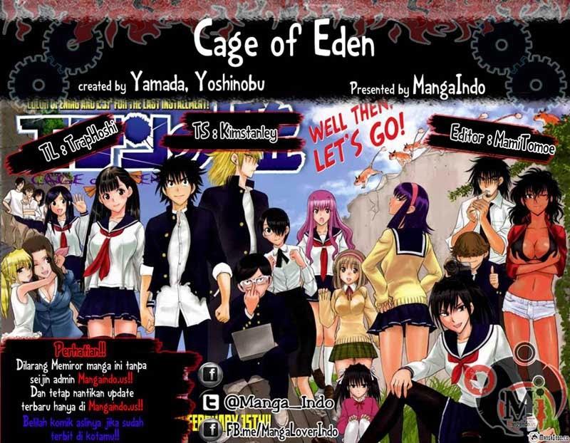 Dilarang COPAS - situs resmi www.mangaku.web.id - Komik cage of eden 074 - tamu dalam kegelapan 75 Indonesia cage of eden 074 - tamu dalam kegelapan Terbaru 1|Baca Manga Komik Indonesia|mangaku.web.id