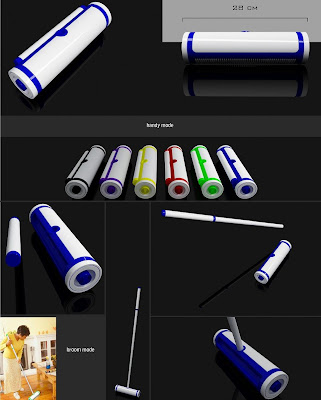 Cool Vacuum Cleaners and Creative Vacuum Cleaner Designs (12) 14