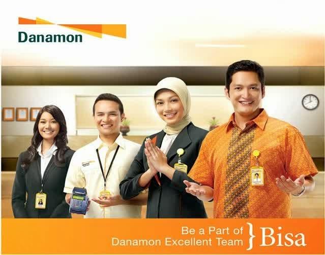 Lowongan Resmi D3 Bank Danamon (Teller)