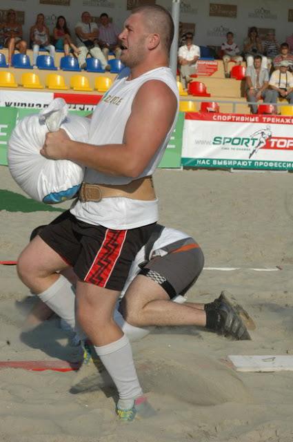 Фото Укринформ: мешок с песком