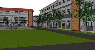 desain sekolah