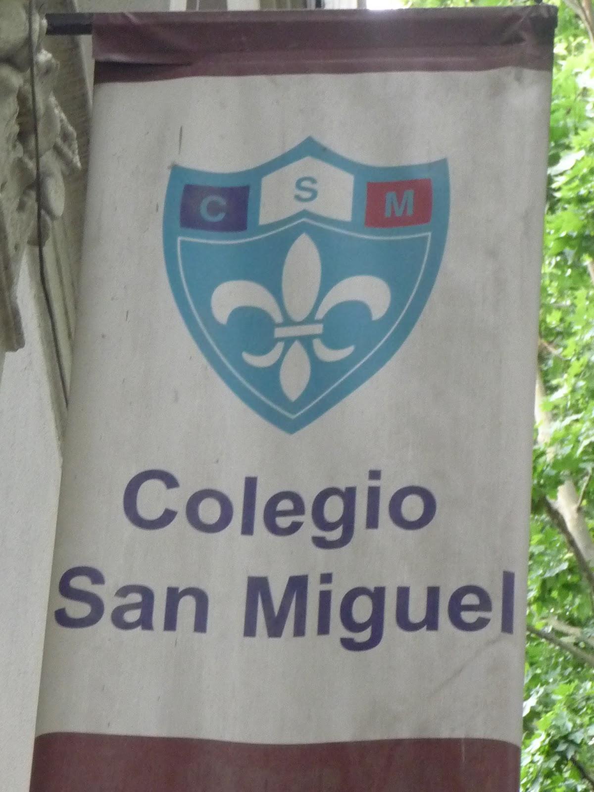 San miguel bao del colegio