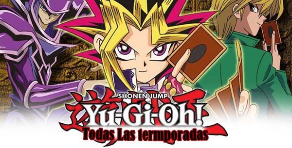 Yu-Gi-Oh Serie Completa Español Latino