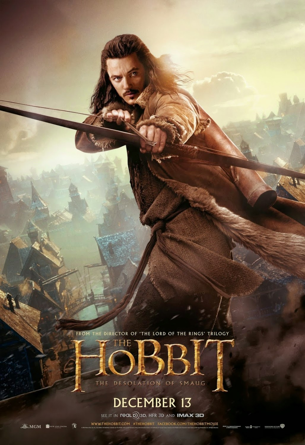 THE FINE ART DINER: Synopsis & Trailer Release: The Hobbit ...