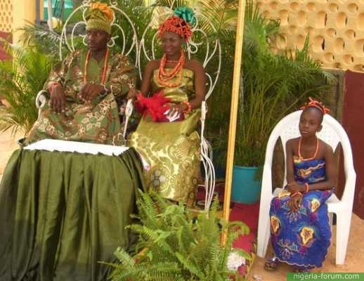 polygamy in igbo culture A number of cultures practise polygamy for the same reasons while the   marriage in the christian and igbo traditional context: towards an inculturation.