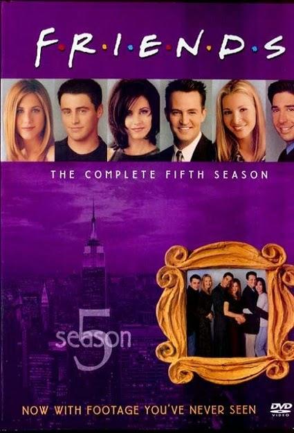 مشاهدة مسلسل الامريكي الكوميدي Friends مترجم الموسم الخامس 5 اون لاين