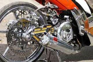 Gambar Modifikasi Motor Yamaha Nouvo