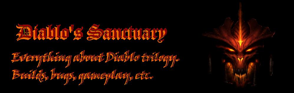 Diablo's Sanctuary