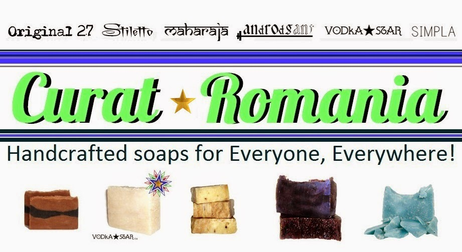 Curat - Romania Handcrafted Soaps