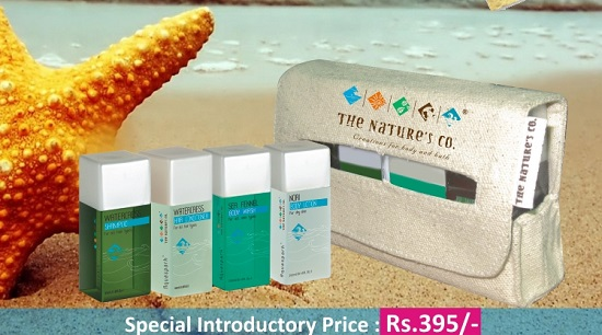 Friendship Day Special- The Nature Co. Giveaway, Skincare, natural beauty, natural products, product reviews