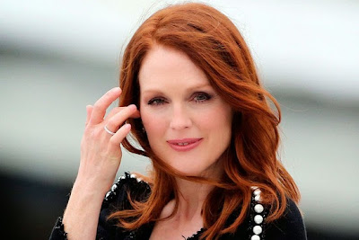 Julianne Moore has been asked many questions about plastic surgery over the years
