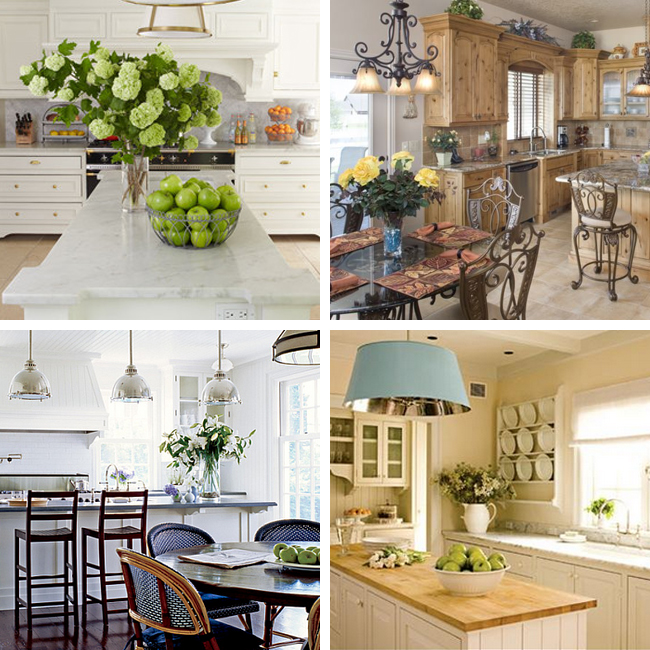 decoracao na cozinha:É importante considerar os gostos dos moradores para escolher as