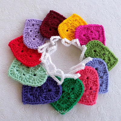 Granny Heart Bunting 3