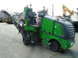 Freza%2BAsfalt%2BWirtgen%2BW50%2B2 741842 Freze de asfalt la rece WIRTGEN W 50 An 2007