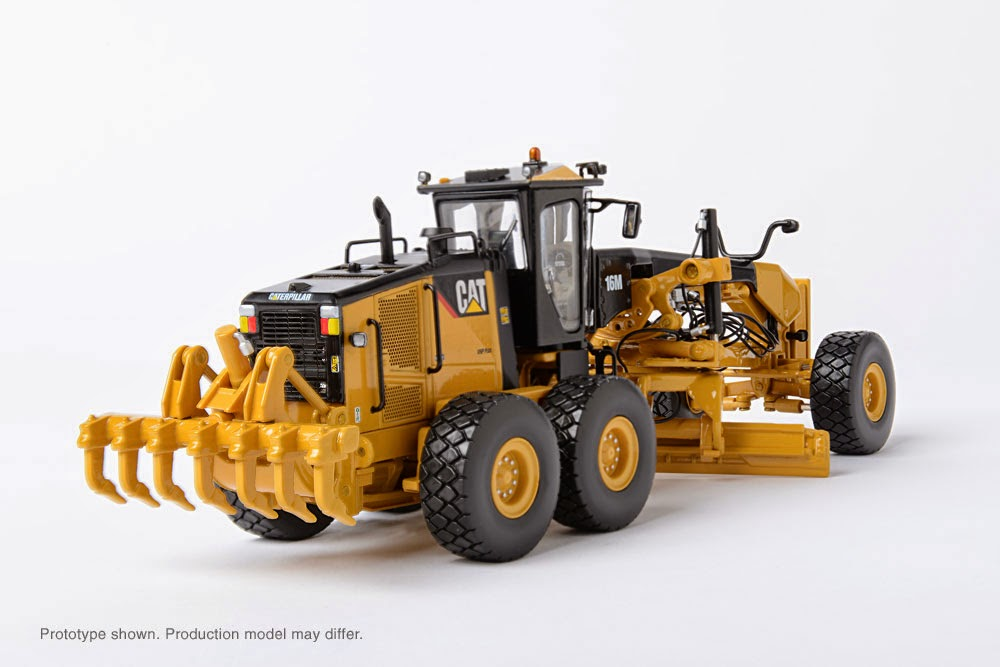 Classic Construction Models Cat 16m Grader Sample