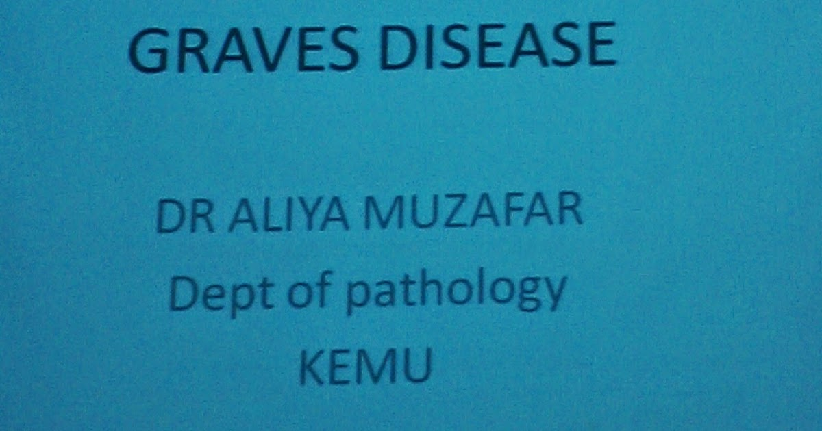 Graves disease college papers