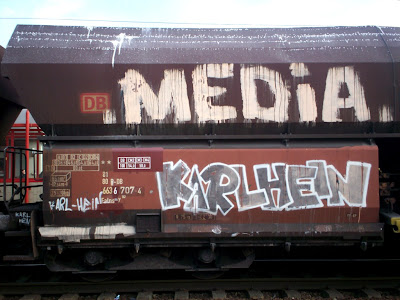 FREIGHT TRAIN - MEDIA KARLHEIN