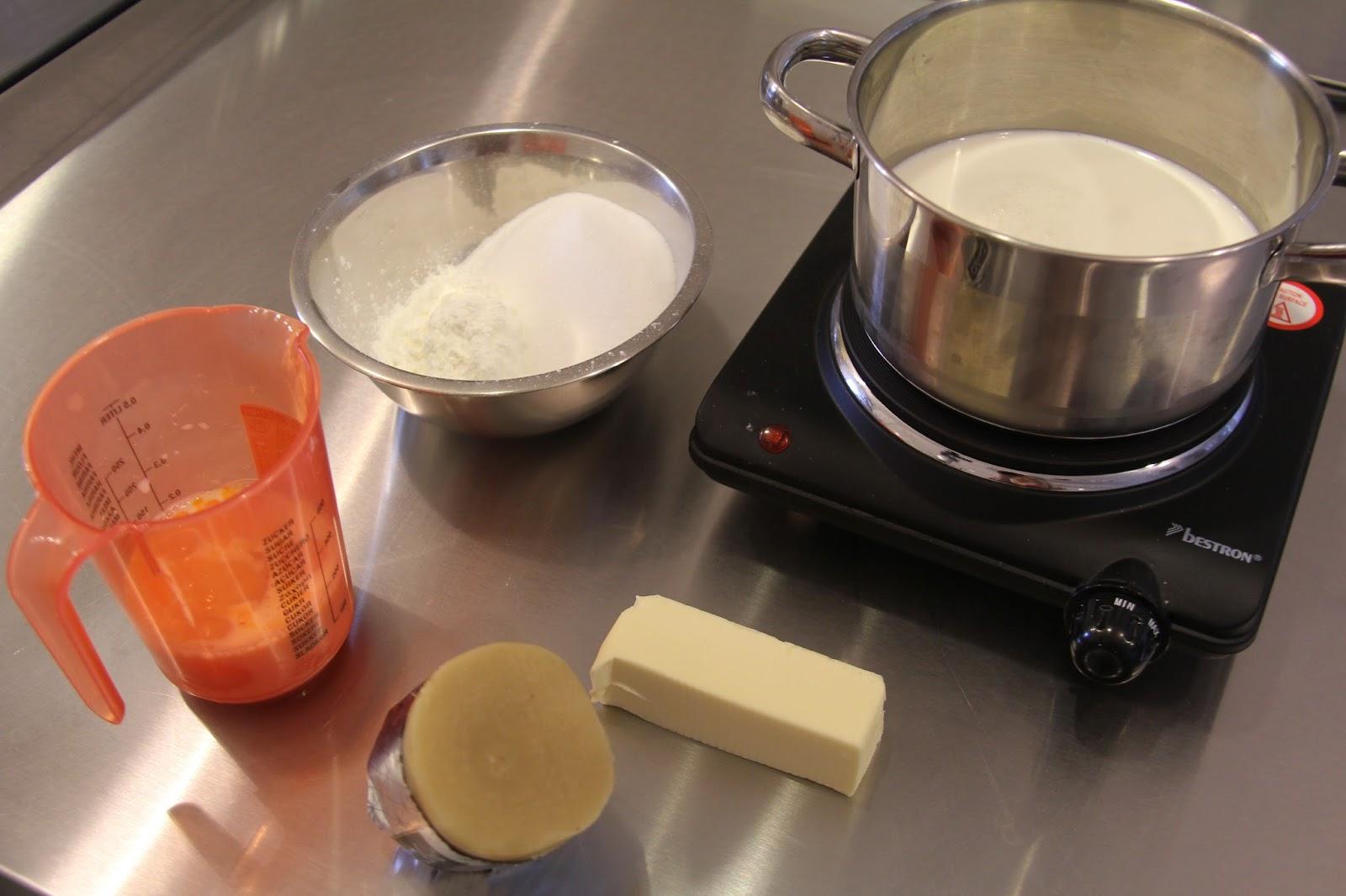 Kuchenfee Lisa Biskuit ~ kuchenfee lisa marzipan creme