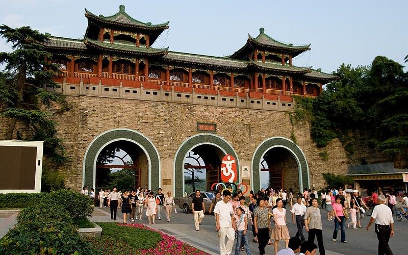 Confucian Temple Area (FuziMiao)