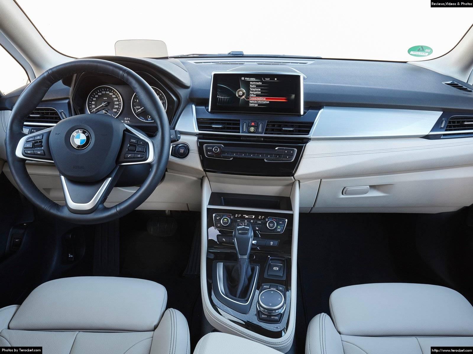 Hình ảnh xe ô tô BMW 225xe Active Tourer new 2016 & nội ngoại thất