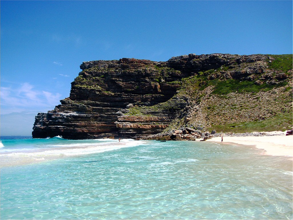 The Most Beautiful Places On Earth Diaz Beach South Africa Africa
