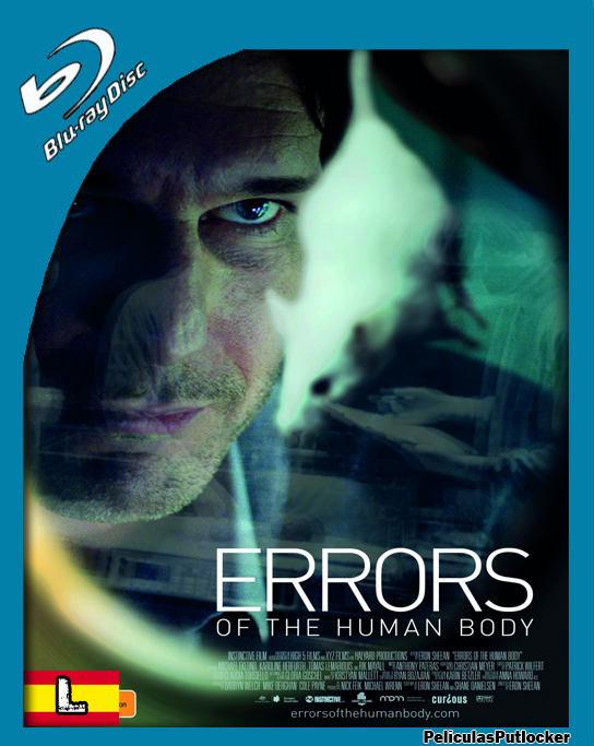 Errores Del Cuerpo Humano [BrRip 720p][Latino][FD-SD-MG]