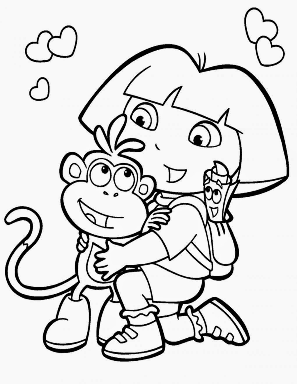 free printable coloring sheets for kids free coloring sheet