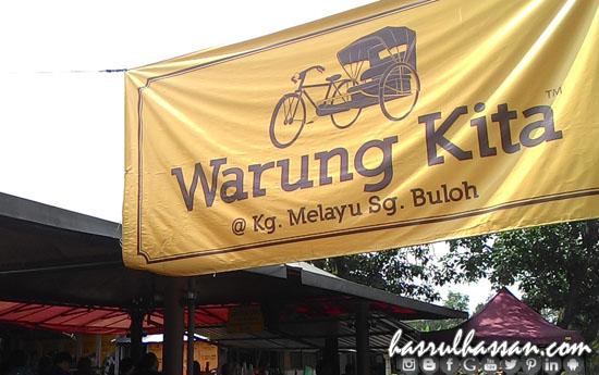 Warung Kita Kampung Melayu Sungai Buloh