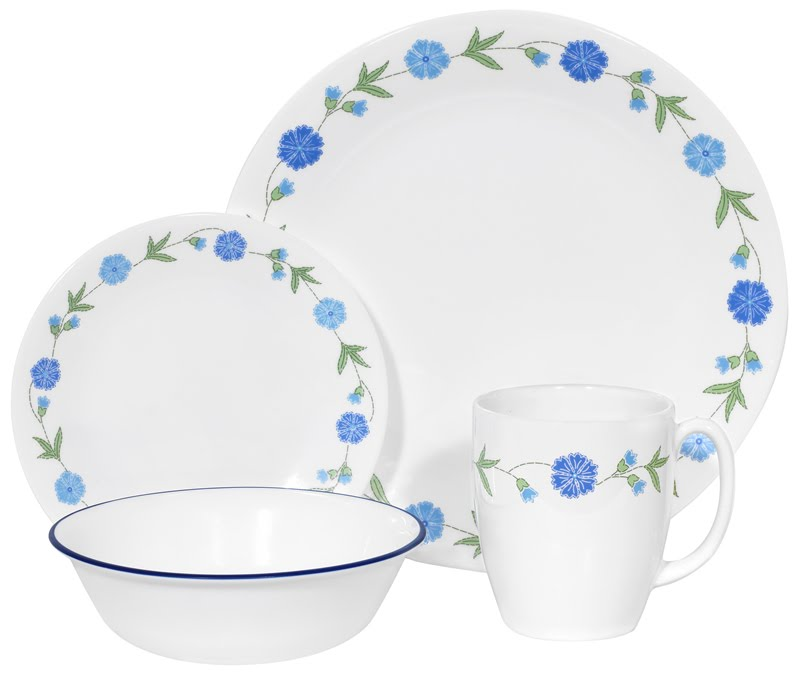 Chocolate Mint 16-Pc. Dinnerware Set includes 4 each 10-1/4  Dinner Plates 6-3/4  Bread u0026 Butter Plates 18-oz. Soup/Cereal Bowls 11-oz. Stoneware Mugs  sc 1 th 206 & JJ The Explorer