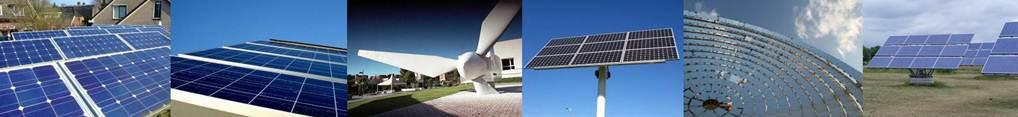 Solar system - Kolektory słoneczne - panele fotowoltaiczne
