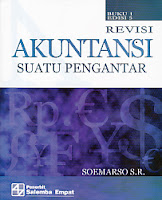 toko buku rahma: buku AKUNTANSI SUATU PENGANTAR, Jilid 1, pengarang soemarso, penerbit salemba empat