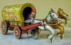Horse Wagon Japan by ALPS