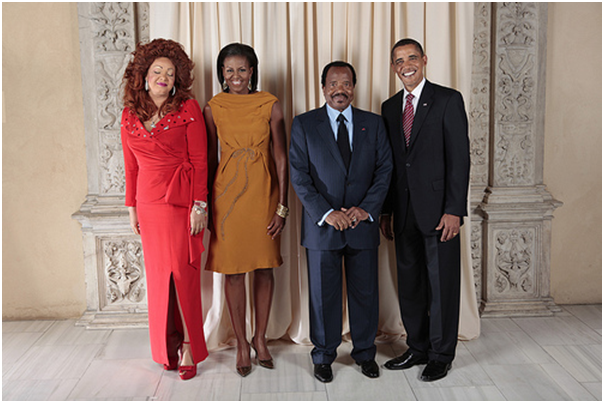 Lettre De Degammage De Paul Biya A Barack Obama Le Cameroun En